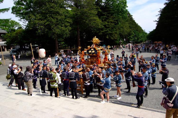北海道神宮例祭(札幌祭)