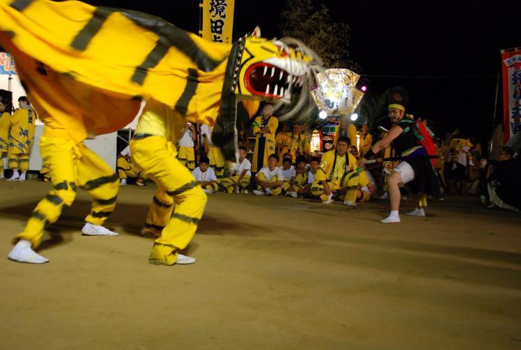 岩手・三陸山田祭(山田八幡宮)