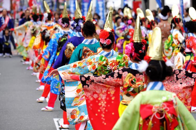 日本原鄉遠野祭