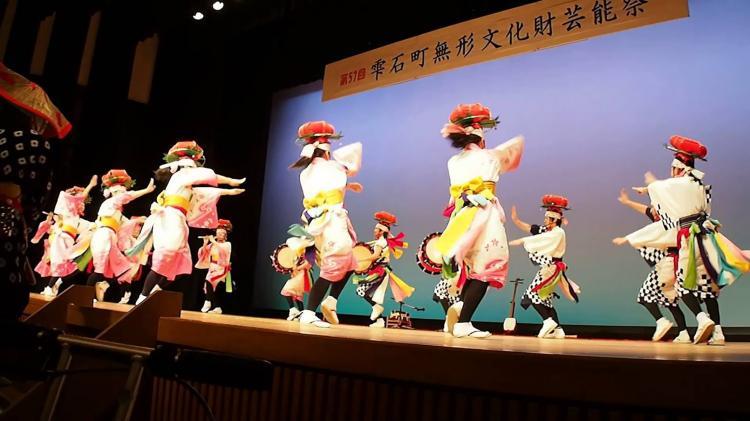 雫石町無形文化財藝能祭