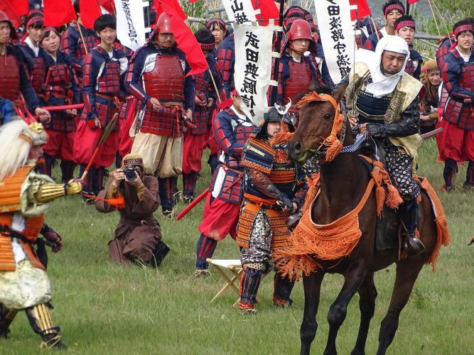 米澤上杉祭