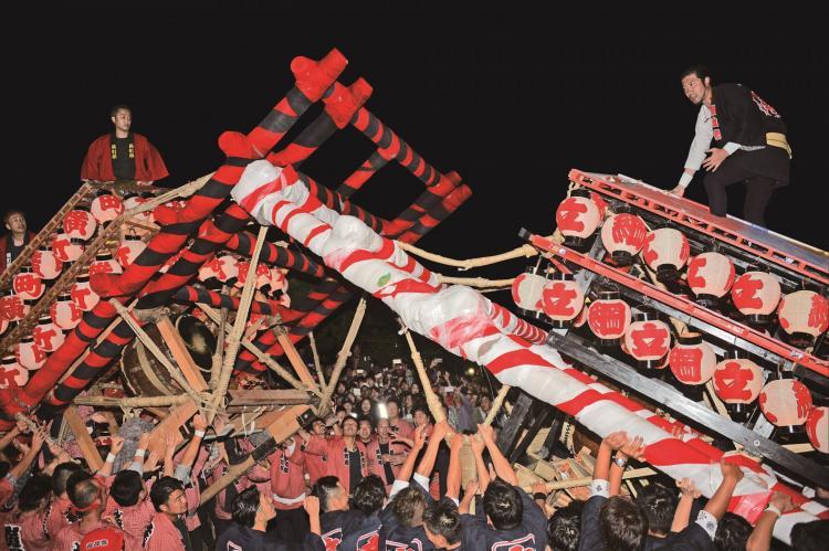 飯坂喧嘩祭