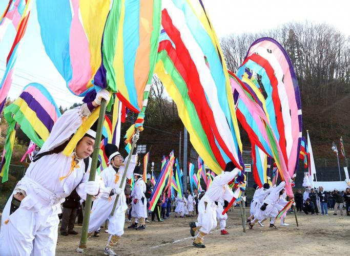 木幡的幡祭