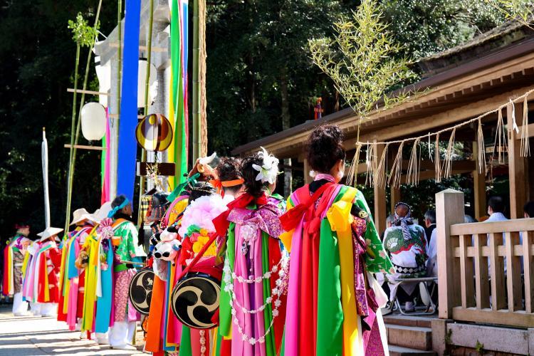 祭頭祭(鹿島神宮)