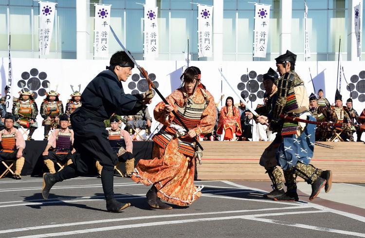 岩井將門祭