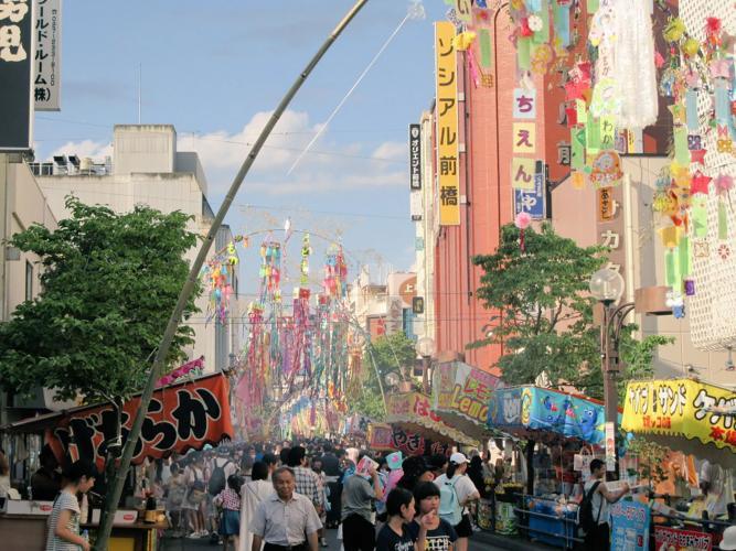 前橋七夕祭