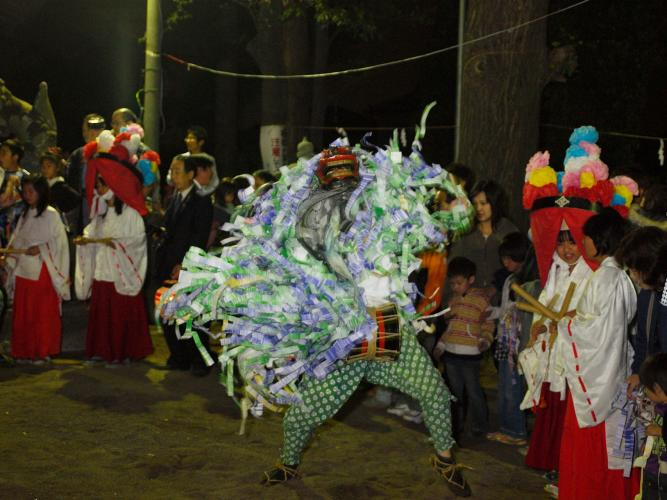 千本木神社祭