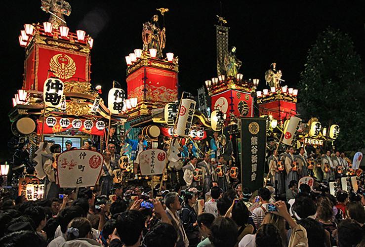 熊谷團扇祭