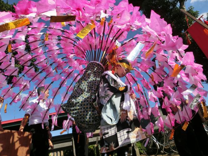 Horo祭(古尾谷八幡神社)