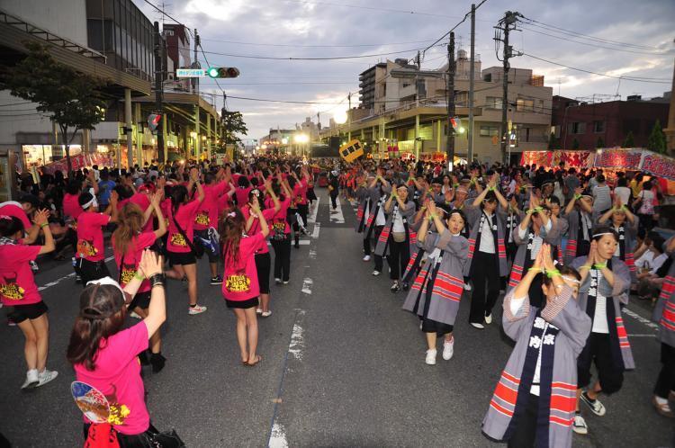 木更津港祭