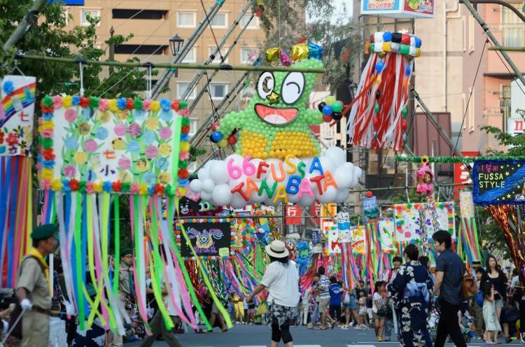 福生七夕祭