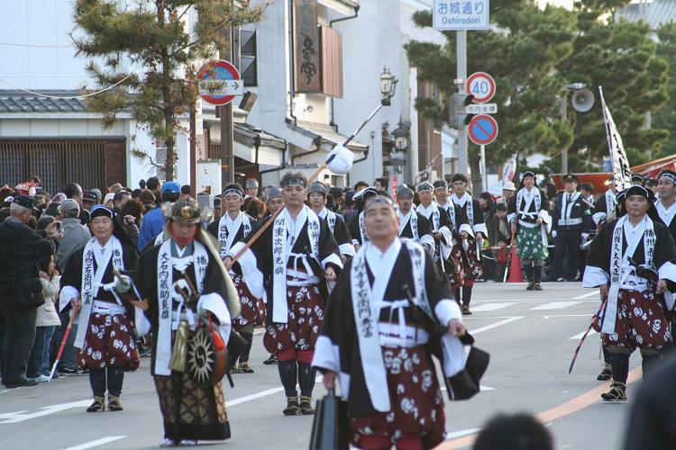 赤穗義士祭(泉岳寺)