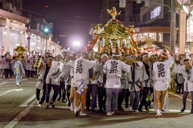 上越祭(高田地區)