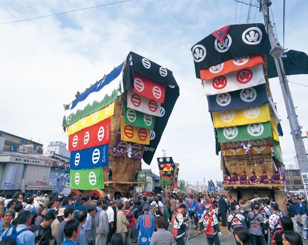 青柏祭(大地主神社)