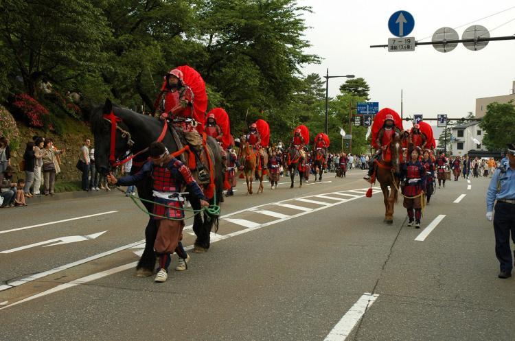 金澤百万石祭