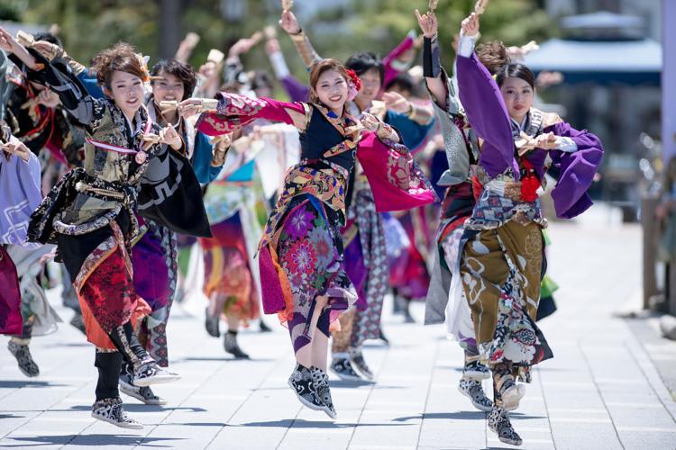 能登Yosakoi祭