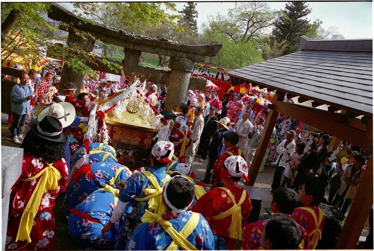 三社神社祭