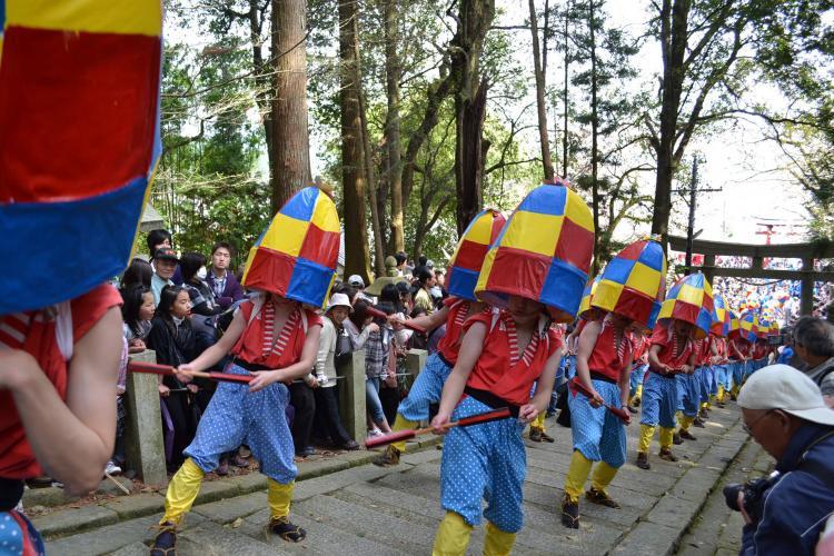 杵振花馬祭(杵振祭)
