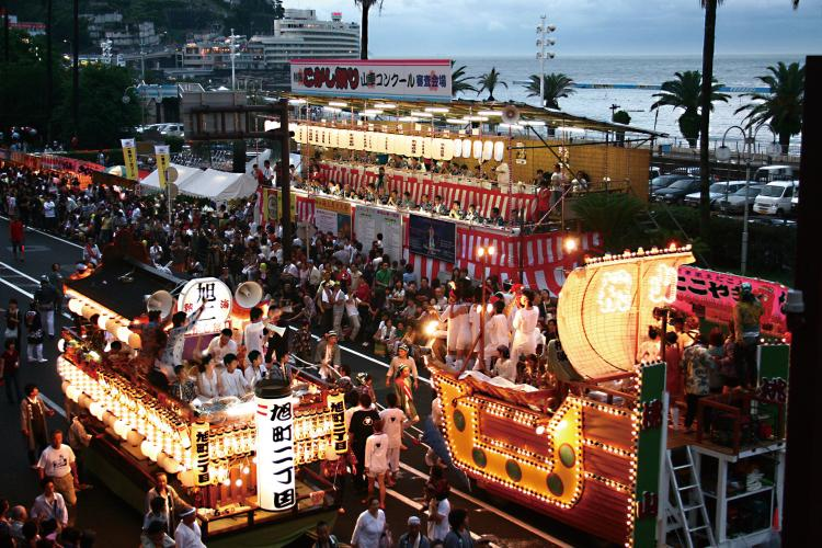 熱海焦炎祭