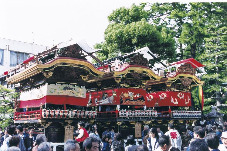 掛塚屋台祭