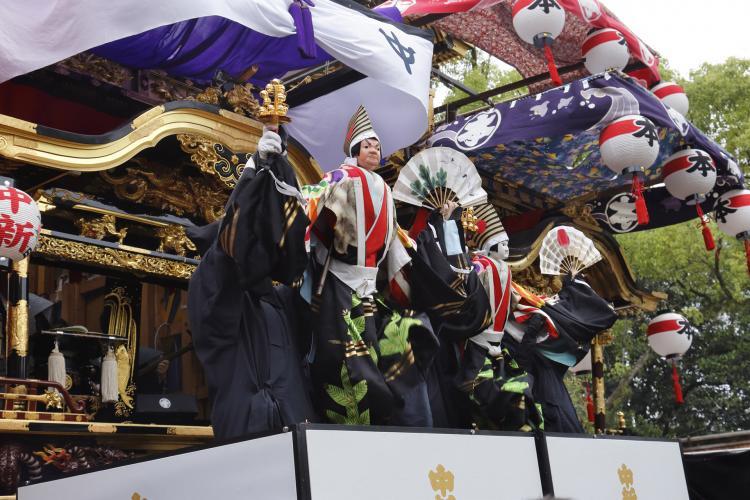 知立祭(知立神社)