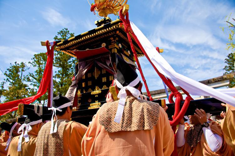 古例大祭(多賀祭)