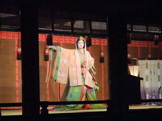 營火茶會(下鴨神社)