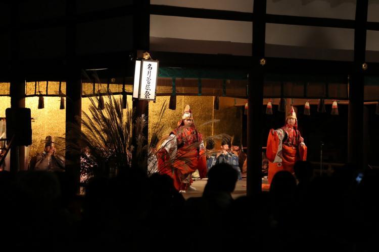 名月管絃祭(下鴨神社)