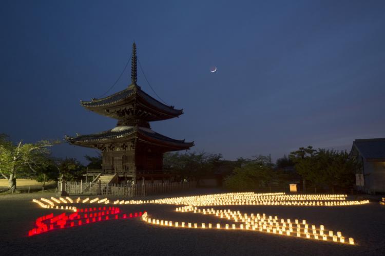 太子聖燈會(叡福寺)