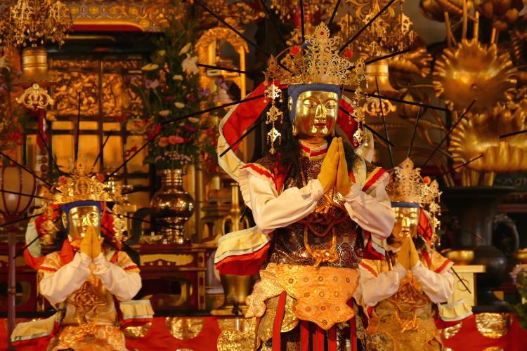萬部練祭 二十五菩薩來迎會