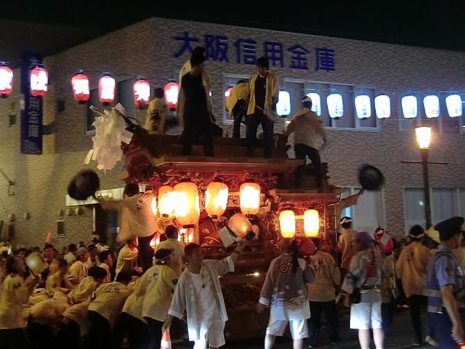 杭全神社夏祭