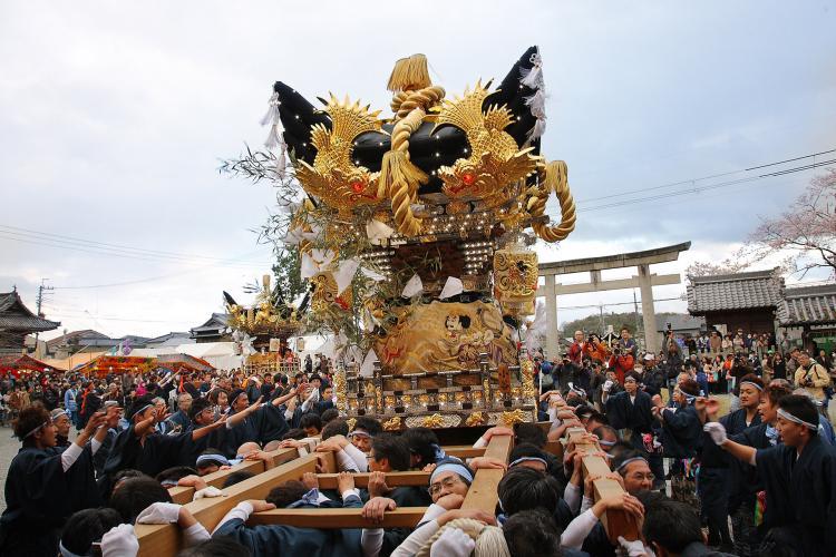 北條節句祭(住吉神社)