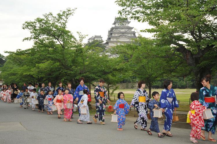 姫路浴衣祭