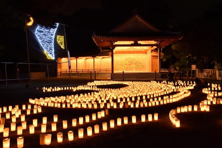 高砂萬燈祭