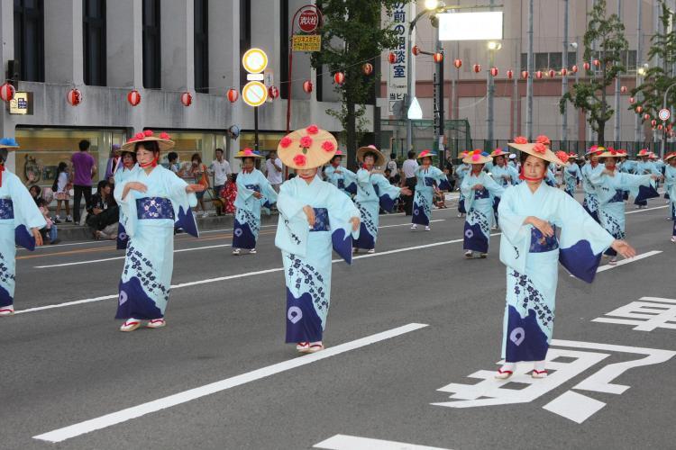 紀州舞「Bundara節」