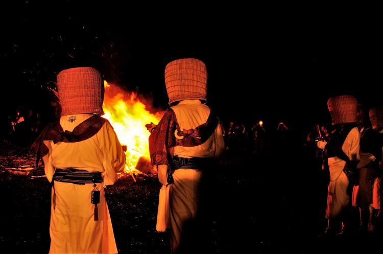 興國寺燒燈籠祭