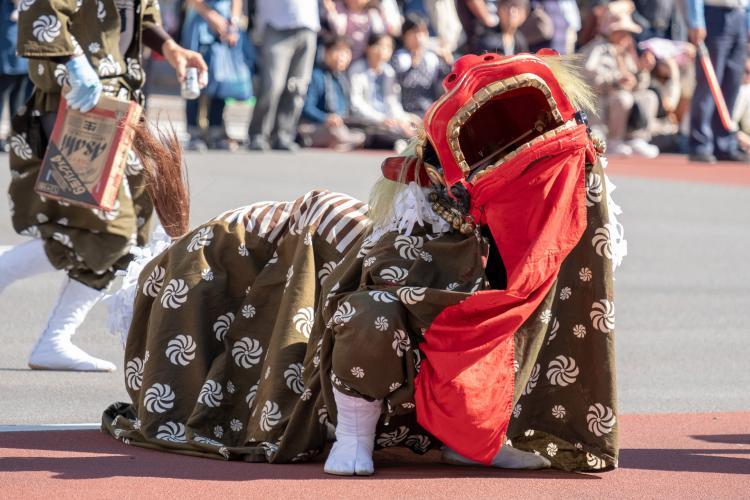 Nenneko祭(木葉神社)