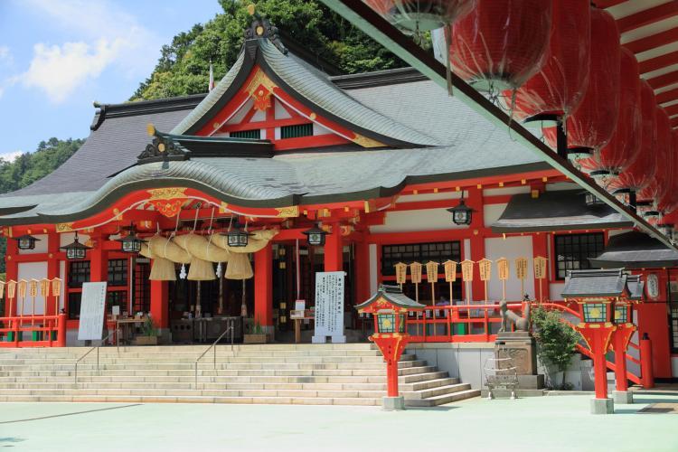太皷谷稲成神社秋季大祭