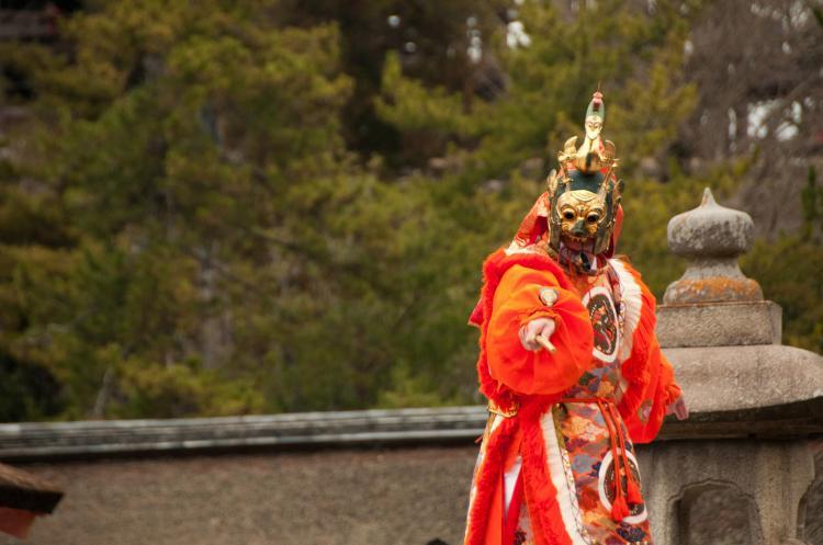 元始祭(巖島神社)