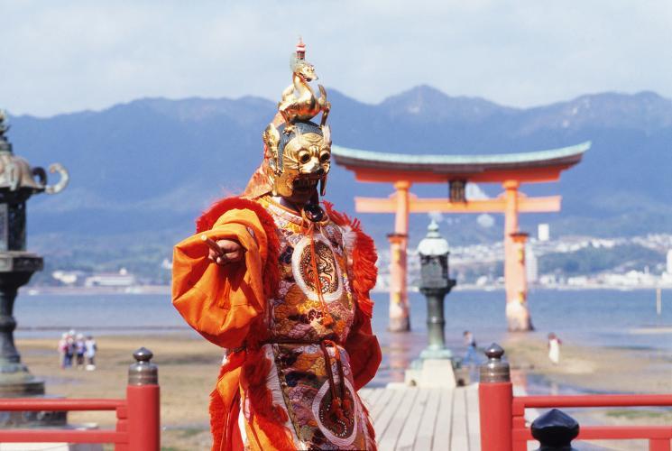 天長祭(巖島神社)