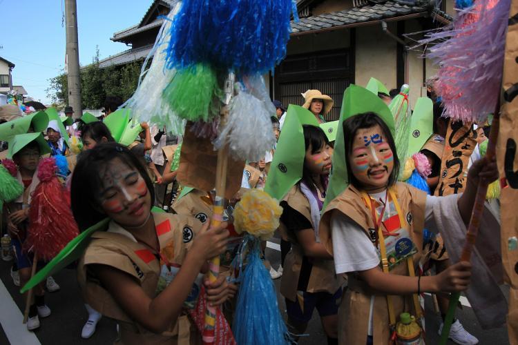滑稽祭(ひょうげ祭り)