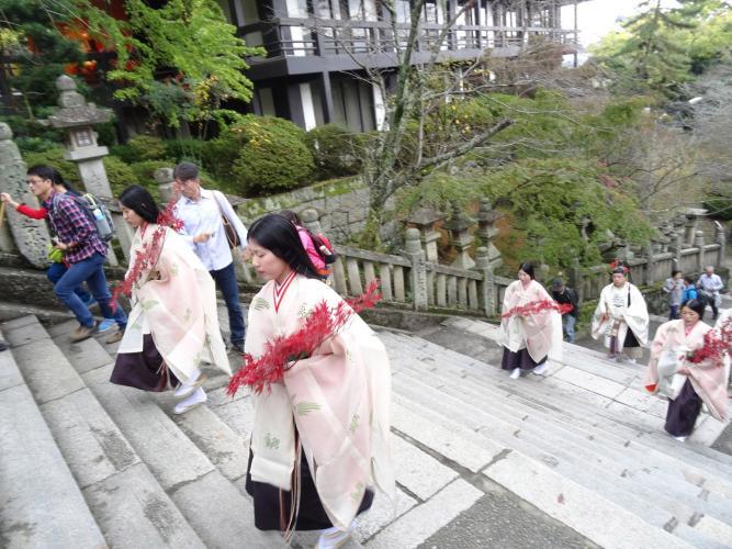 紅葉祭(金刀比羅宮)