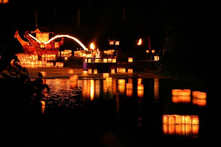 小田燈籠祭