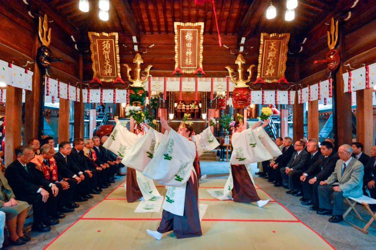 博多Okunchi祭
