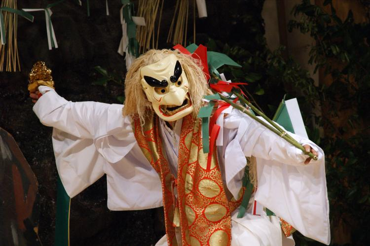 神話之高千穗建國祭