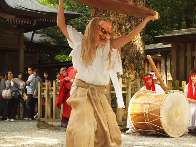 春季大祭(天岩戸神社)
