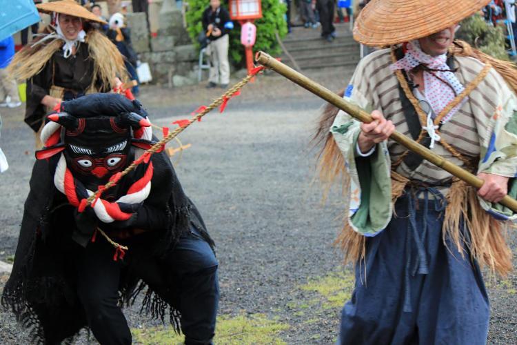 太郎太郎祭(羽島崎神社)