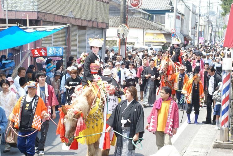 志布志釋迦摩尼祭