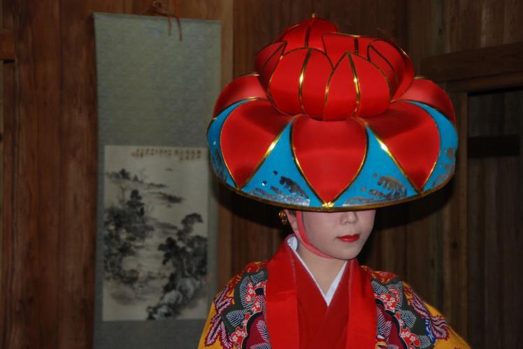 首里城琉球舞踊