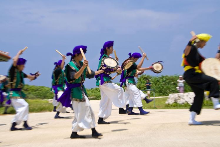 全沖繩兒童哎薩祭